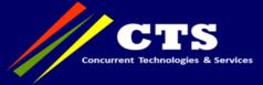 Concurrent Technologies & Services (CTS) Ltd. Nigeria Logo